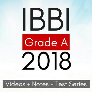 IBBI Grade A Course
