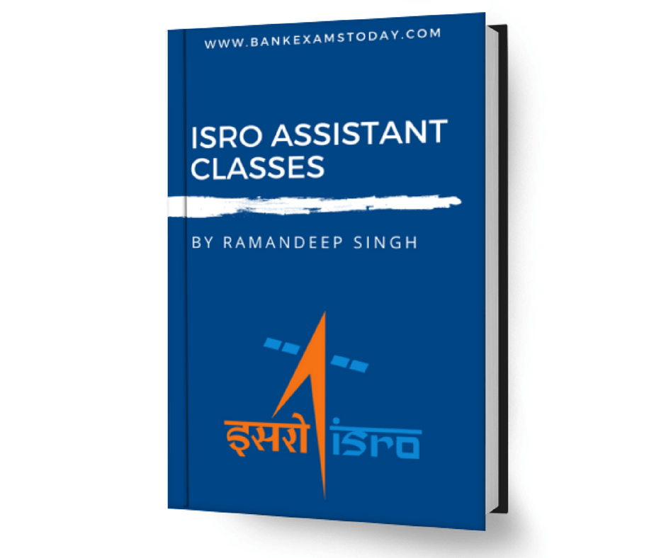 Isro 30 days Crash Course (1)