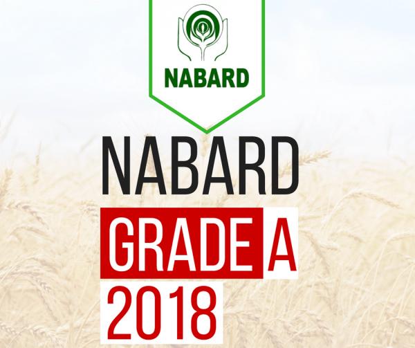 Nabard- Grade A