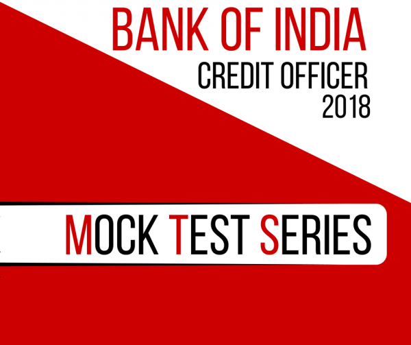 Bank of India Credit Officer